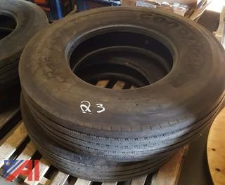 Goodyear Steer Tires