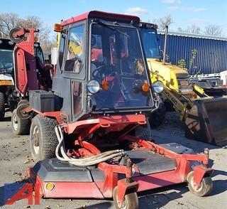 1993 Toro Grounds Master 580D Tractor/Mower