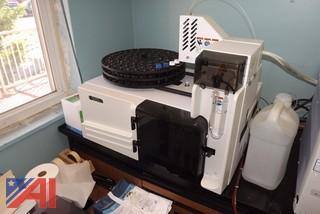 Perkin-Elmer Clarus 600 Gas Chromatography