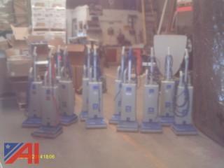 (11) Upright Vacuums