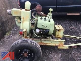 Trailered Water Pump