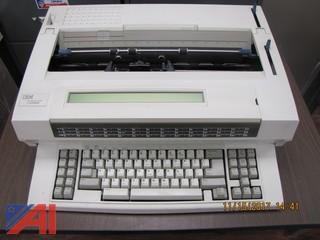 IBM Type Writer