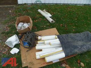 Welder & Pipe Insulation