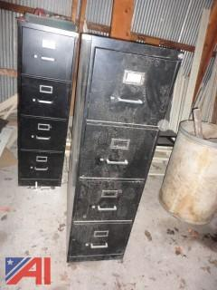 Filing Cabinets and Kick Plates