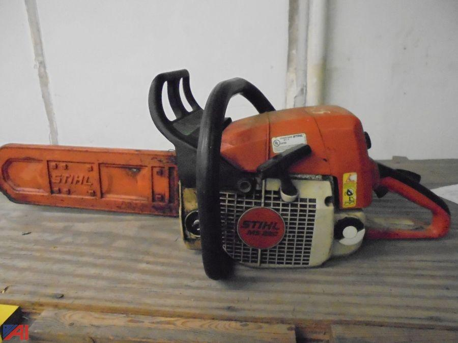 Auctions international auction schuyler county 12773 item ms ms 290 stihl chainsaw keyboard keysfo Gallery