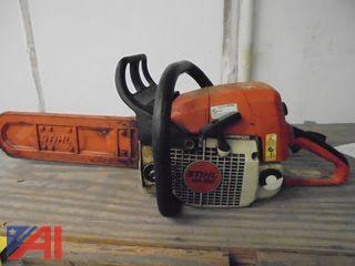 MS 290 Stihl Chainsaw