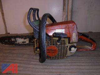 MS 210 Stihl Chainsaw