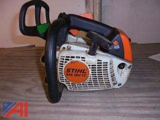 MS 192 TC Stihl Chainsaw