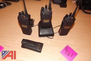 Motorola XTS 2500 800 Mghz Radios