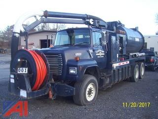 1992 Ford LNT8000F Vactor