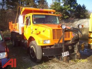 1997 International 4900 Dump