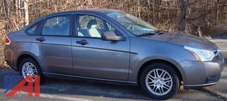 2009 Ford Focus 4 Door