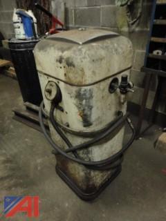 Vintage Gear Lube Pump