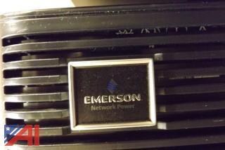 Emerson APC Unit, Card Printer & Brother Fax Machine