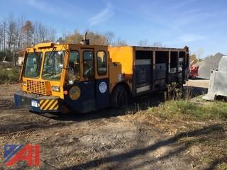 1997 Lodal LFCO-35R-V160 Garbage Truck