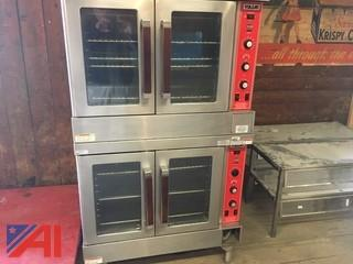 Vulcan Gas Double Convection Oven
