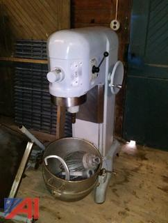 Large Standing Mixer