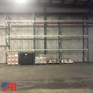 (9) Sections of Heavy Duty Pallet Rack