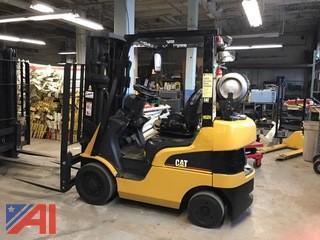 2006 CAT Propane Forklift