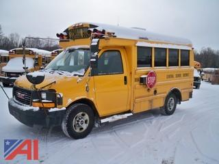 2007 GMC 3500 Thomas Bus