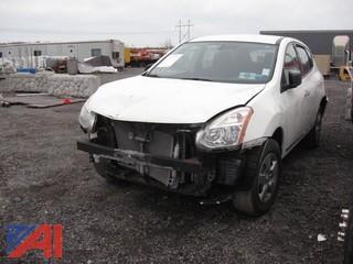 2011 Nissan Rogue SUV