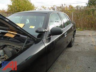2010 Ford Crown Victoria 4DSD/Police Interceptor