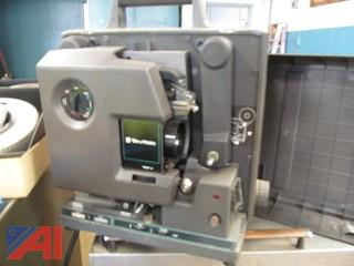 Vintage Slide and Projector Equipment