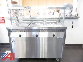 Randell Manufacturing Food Warmer