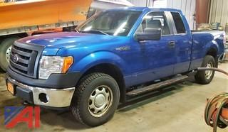 2010 Ford F150 XL Pickup Truck