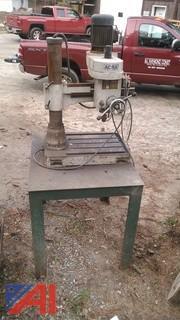 Vertical Mill & Press