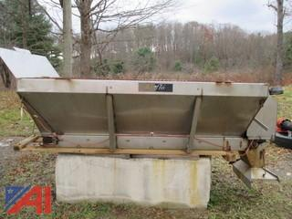 Air Flow Stainless 8' Spreader