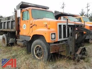 1989 International 2554 Dump