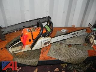 Stihl 036 Gas Chain Saw