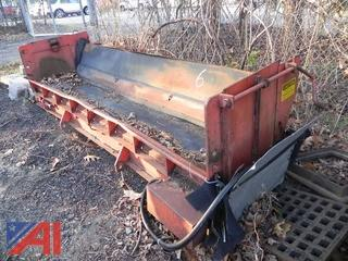 Hydraulic Truck Conveyor (HTC) Model 1800 Tailgate Spreader