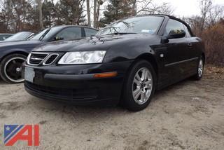 2007 Saab 9.3 Convertible