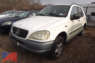 1998 Mercedes-Benz ML500 SUV
