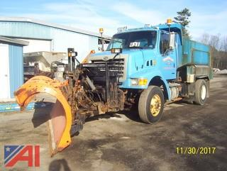 2003 Sterling L Series Dump Body