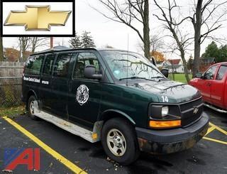 2007 Chevy Express Passenger Van