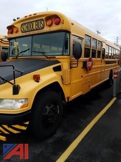 2008 Bluebird Vision 65 Passenger Bus