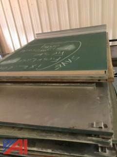 (32) Chalkboards