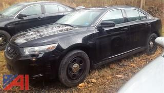 **5% BP** 2014 Ford Taurus/Police Interceptor 4DSD