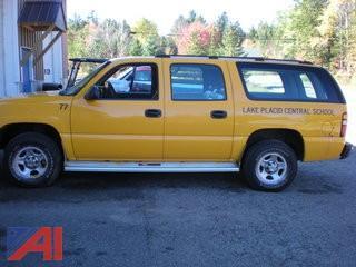 2004 Chevy 1500 Suburban