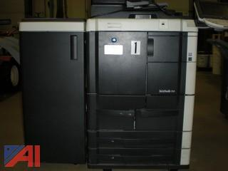 2011 Konica Minolta Bizhub 751 Model #DF-614 Copier (#1)