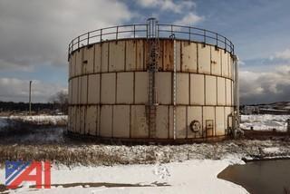 450,000 Gallon Leachate Wastewater Tank