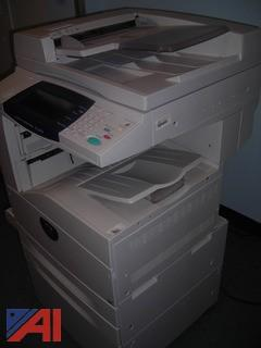 Xerox Copycentre C123 Copy Machine