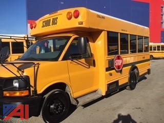 2009 Chevrolet Express Bus