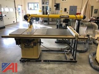 Powermatic Industrial Table Saw