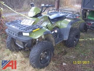 1999 Polaris Sportsman 4x4 ATV