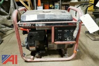 Husky 3750 Watt Gas Generator
