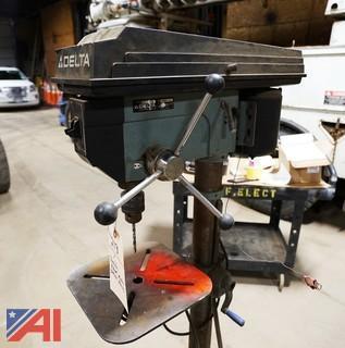 Delta #17-900 Floor Model Drill Press